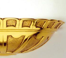 Fusione in ottone e bronzo